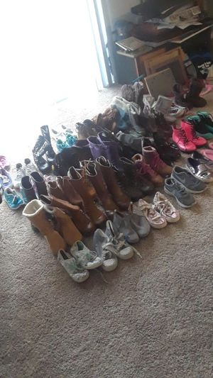 Toddler & Big Girl shoes for Sale in Fort Washington, MD