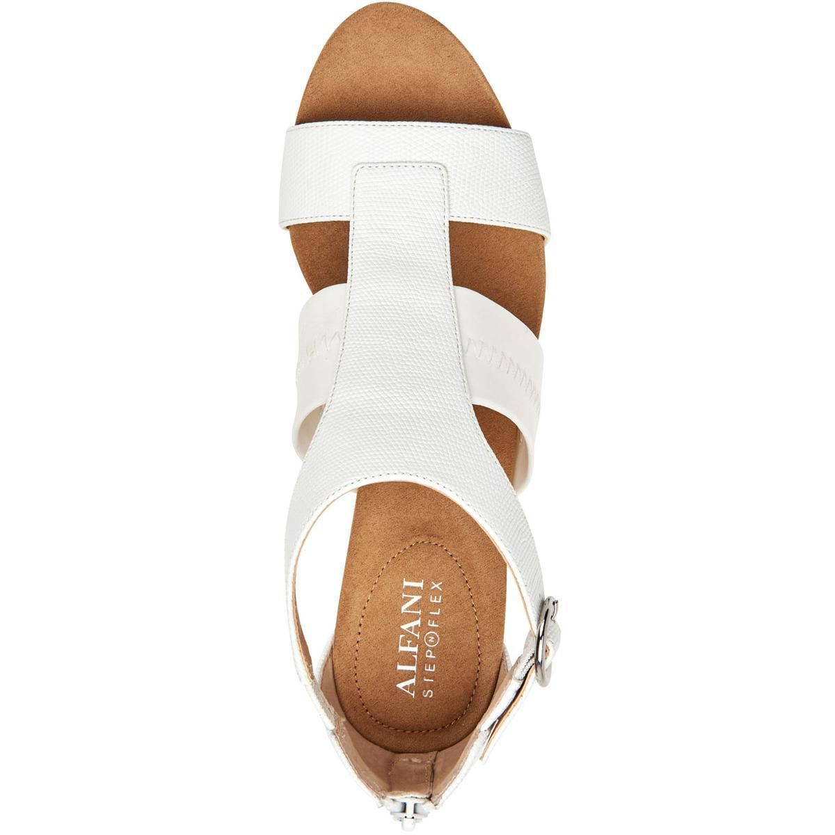 Alfani Womens Wedges White Size 7 Medium (B,M)