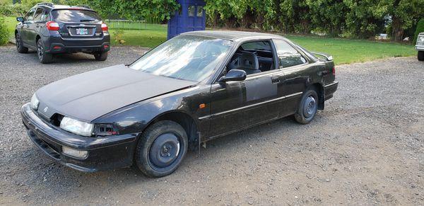 1992 Acura Integra GSR Canadian JDM