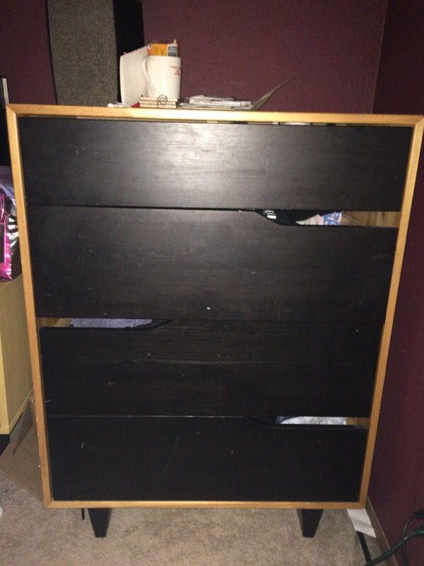 Ikea Mandal 4 Drawer Dresser For In Seattle Wa Offerup