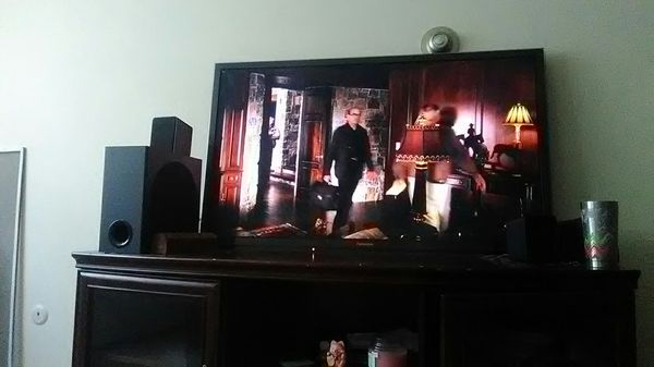 55 inch Panasonic Viera 3D smart TV w/ Amazon firestick and surround sound  Philips system  Obo for Sale in Columbus, OH - OfferUp