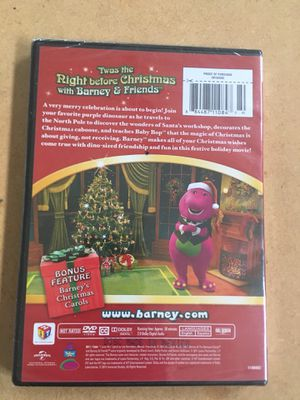 Barney A Very Merry Christmas The Movie Dvd.Barney Friends Very Merry Christmas The Movie Dvd For Sale In Hollywood Fl Offerup