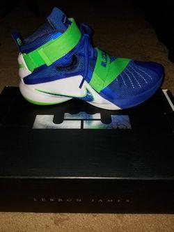 Lebron soldier 9 shoes Thumbnail