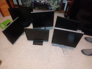 Computer Screens mostly Dell (Parts) for Sale in North Charleston, SC