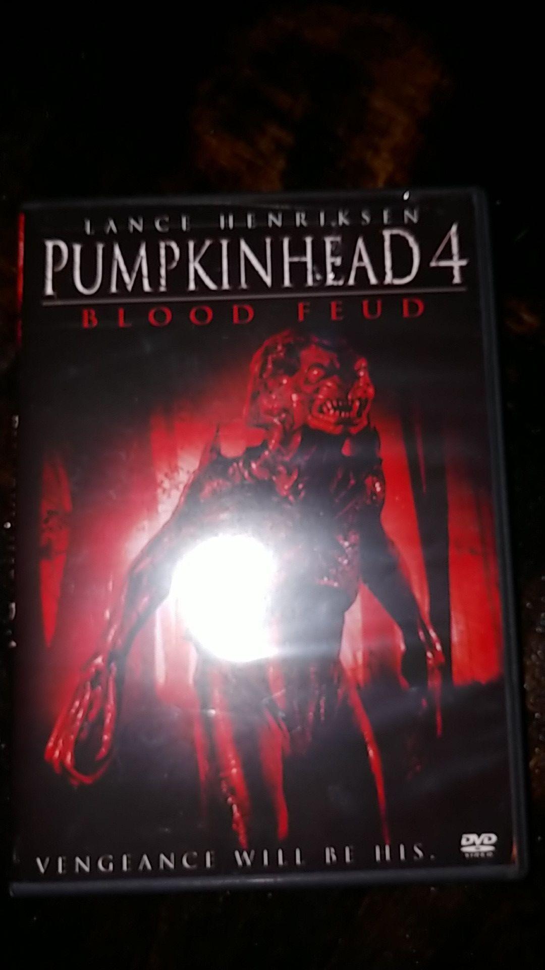 Pumpkinhead 4