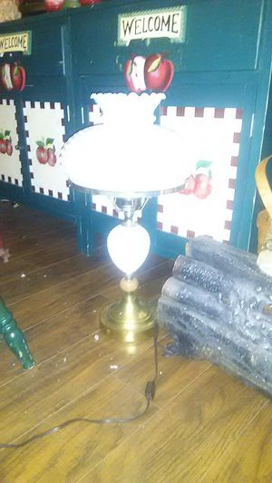 Antique milk lamp for Sale in Allentown, PA