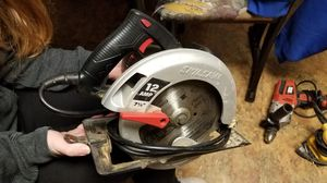 """7 1/4"""" 12amp SKIL CIRCLE SAW POWER TOOL for Sale in York, PA"""