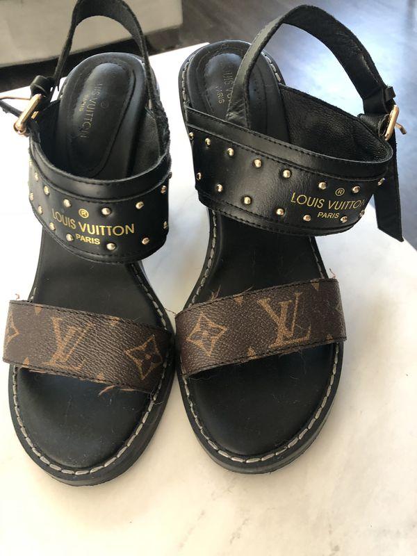 81ccee4d379 Louis Vuitton Nomad Sandal for Sale in Atlanta