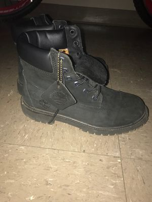 pair of black timberland for Sale in Nashville, TN