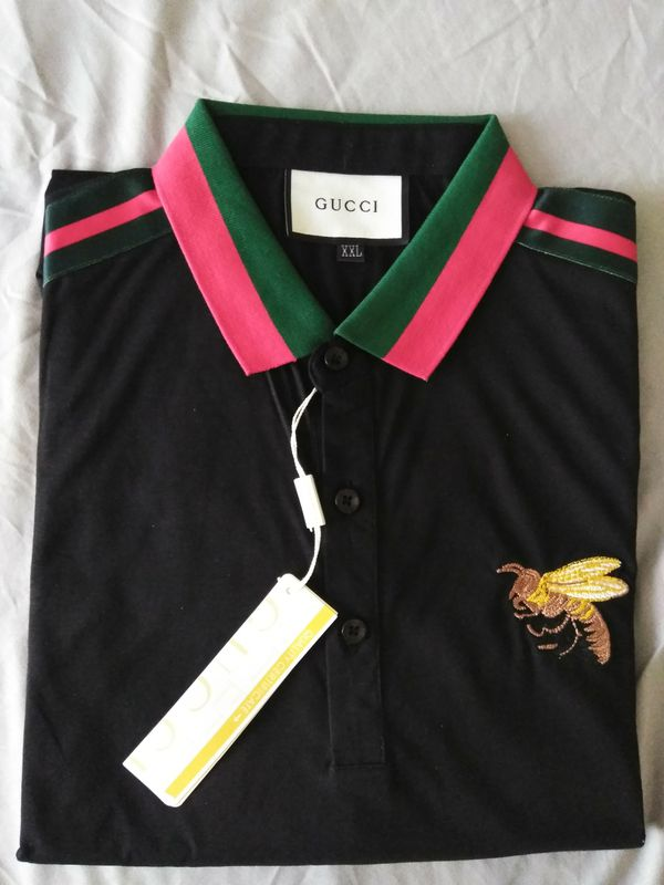 b0fedaec Gucci Polo shirt Bumblebee Collection size L/2X euro for Sale in ...