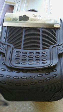 Leather fringe purse Thumbnail