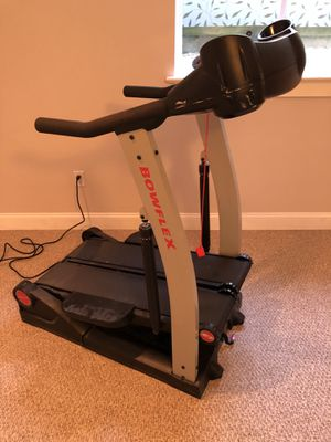 Looking for a good home Bowflex Treadclimber for Sale in Takoma Park, MD