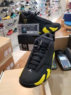 Air Jordan 14 Thunder Size 11 for Sale in Silver Spring, MD