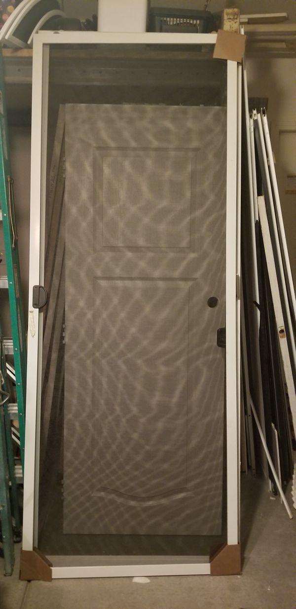 Brand new patio screen door for Sale in Las Vegas, NV ...