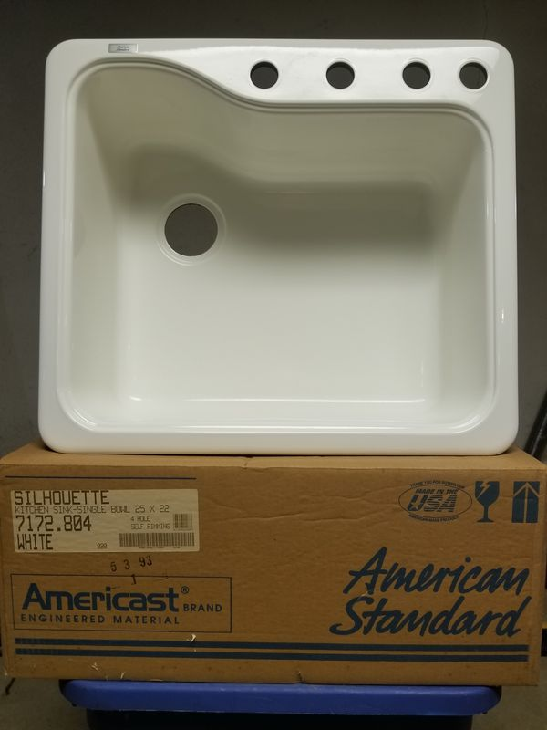 American Standard Kitchen Sink 25\