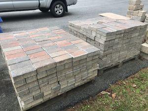 "Concrete Pavers. 8"" x 4"" x 2 1/2"" for Sale in Eldersburg, MD"