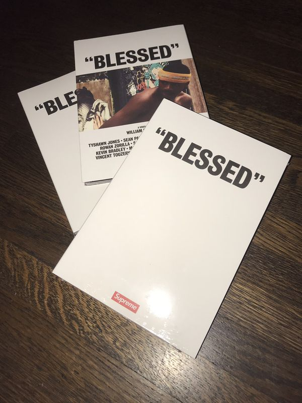 """ccd47b2967b3 Supreme """"blessed"""" bundle tee not included / sealed / brand new for ..."""