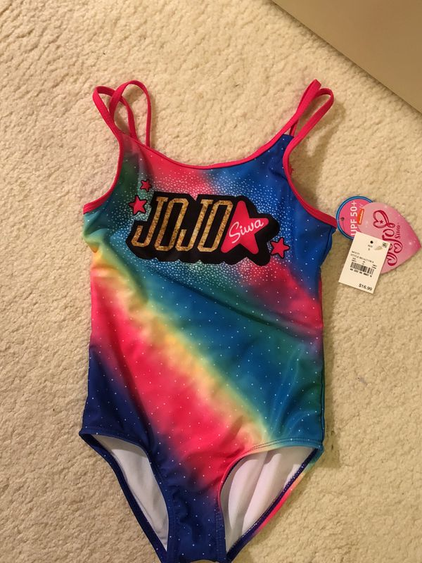 7237f5a738f01 Small Jojo Siwa girls Bathing Suit Never worn for Sale in Honolulu ...