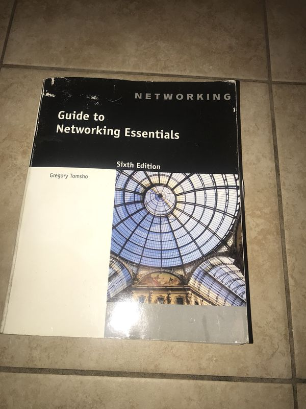 Guide To Networking Essentials 6th Edition For Sale In Santa Ana Ca