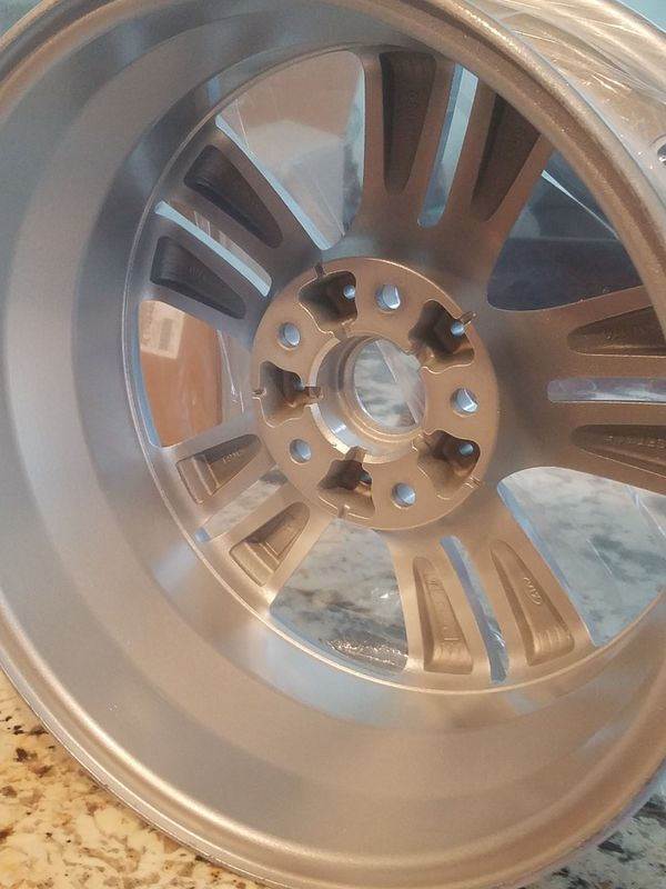 1 new kia 16 in 10 spoke aluminum alloy 5 lug rim auto for Kia motors myrtle beach