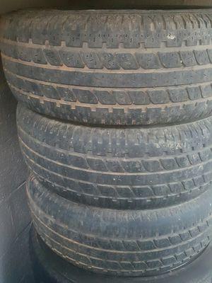 Tires and rims 5 lugs for Sale in Manassas, VA
