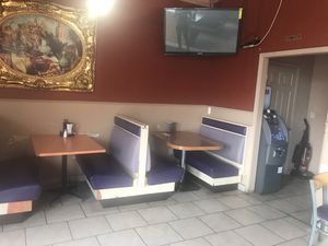 Clean resturant booths for Sale in Detroit, MI