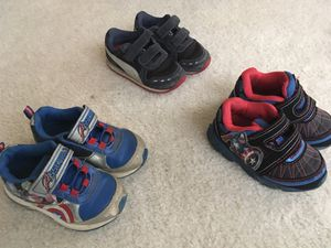 Size 6 Toddler Boy Shoes for Sale in Lovettsville, VA