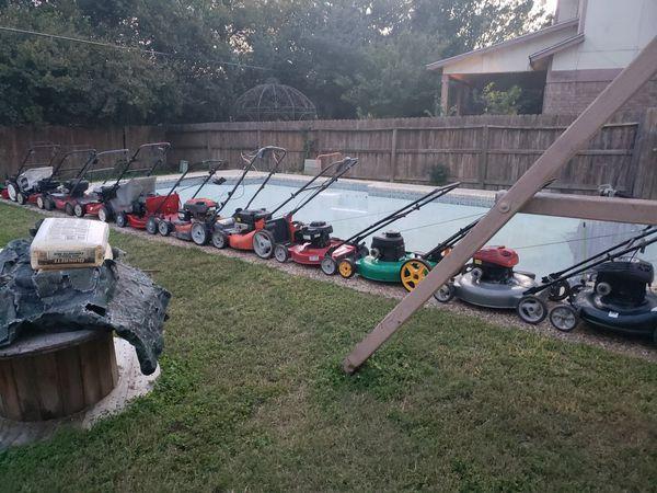 Lawnmowers For Sale In San Antonio Tx Offerup