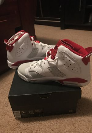 AIR JORDAN 6 RETRO BG for Sale in Manassas, VA