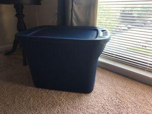 Sterilite Storage container for Sale in Columbia, MD