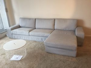 IKEA-KIVIK sectional sofa for Sale in Cleveland, OH