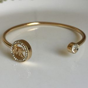 Mk Michael Kors cuff bangle bracelet jewelry accessory Christmas gift for Sale in Silver Spring, MD