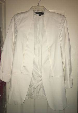 White Suite Jacket for Sale in Washington, DC