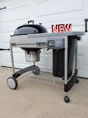 Photo New- Weber Performer Kettle BBQ Grill
