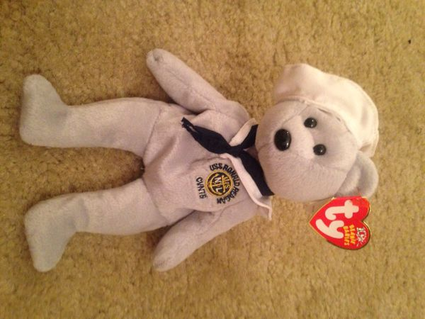 248592d3e52 Limited Edition Ronald Reagan Beanie Baby Ronnie for Sale in Land O ...