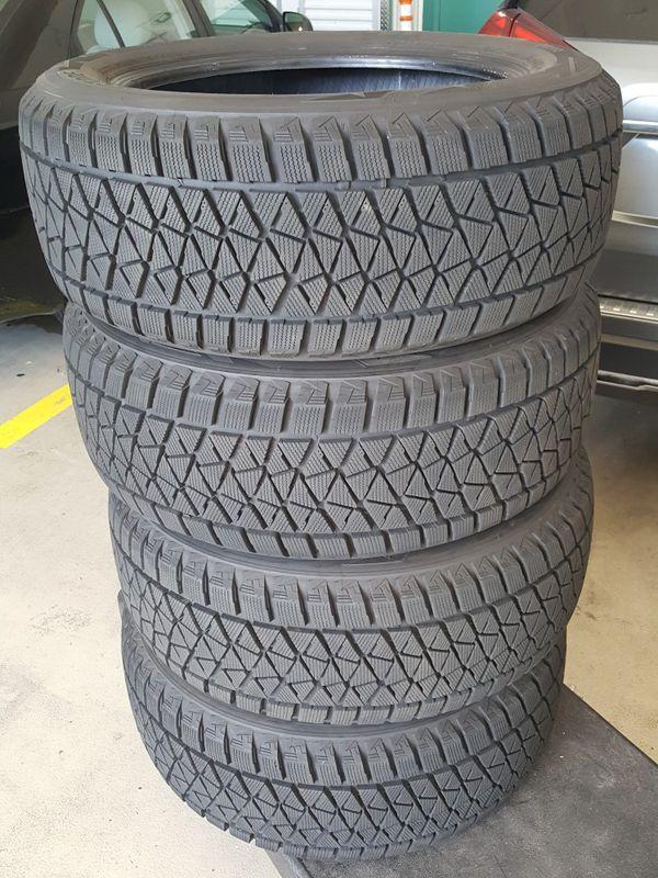 Blizzak Snow Tires >> Bridgestone Blizzak Winter Snow Tires For Sale In San Francisco Ca Offerup