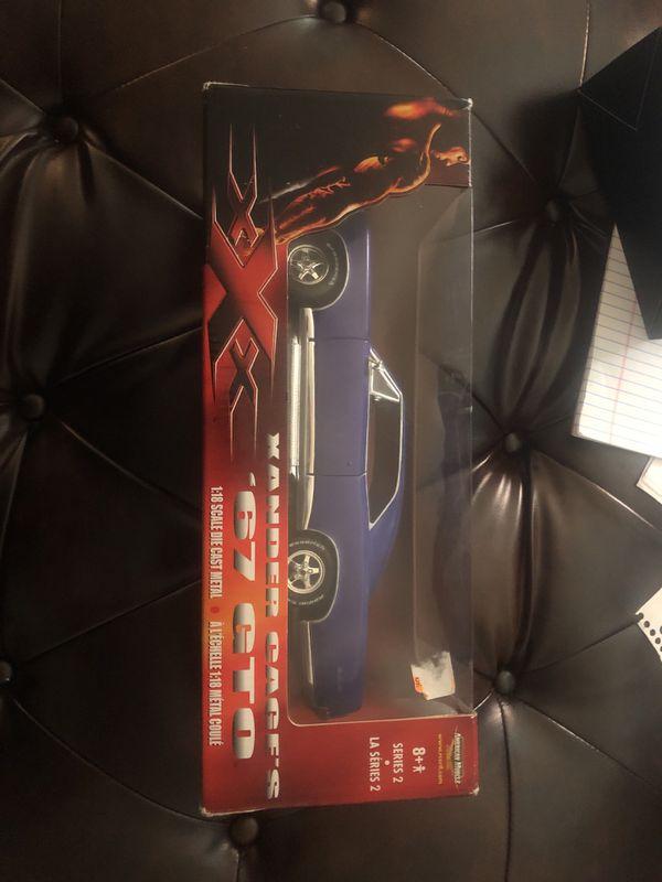 67 Gto X Toy Car Overland Park
