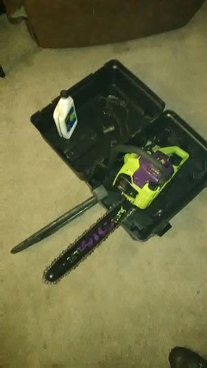 Poland 18-inch chainsaw for Sale in Norfolk, VA