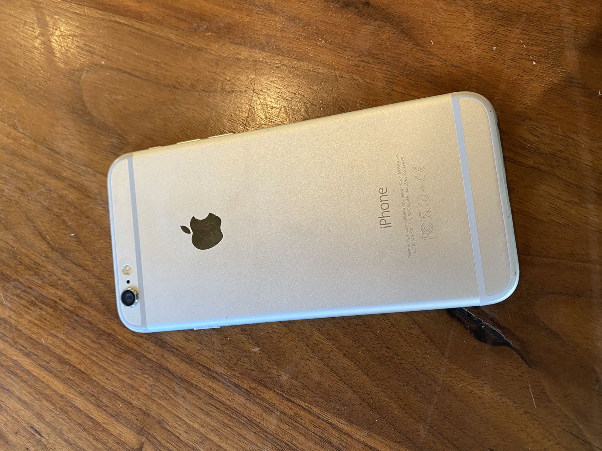 T mobile iPhone 6