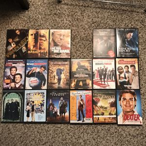 DVD Movies for Sale in St. Louis, MO