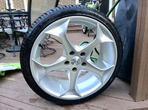 """OZ 19"""" Wheels with New Tires for Sale in Fort Washington, MD"""