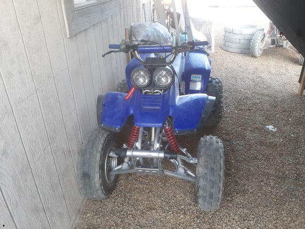 Yamaha warrior 2000
