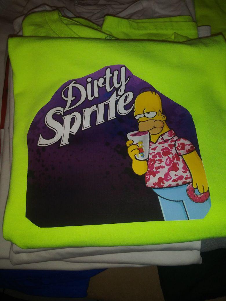 Homer dirty sprite