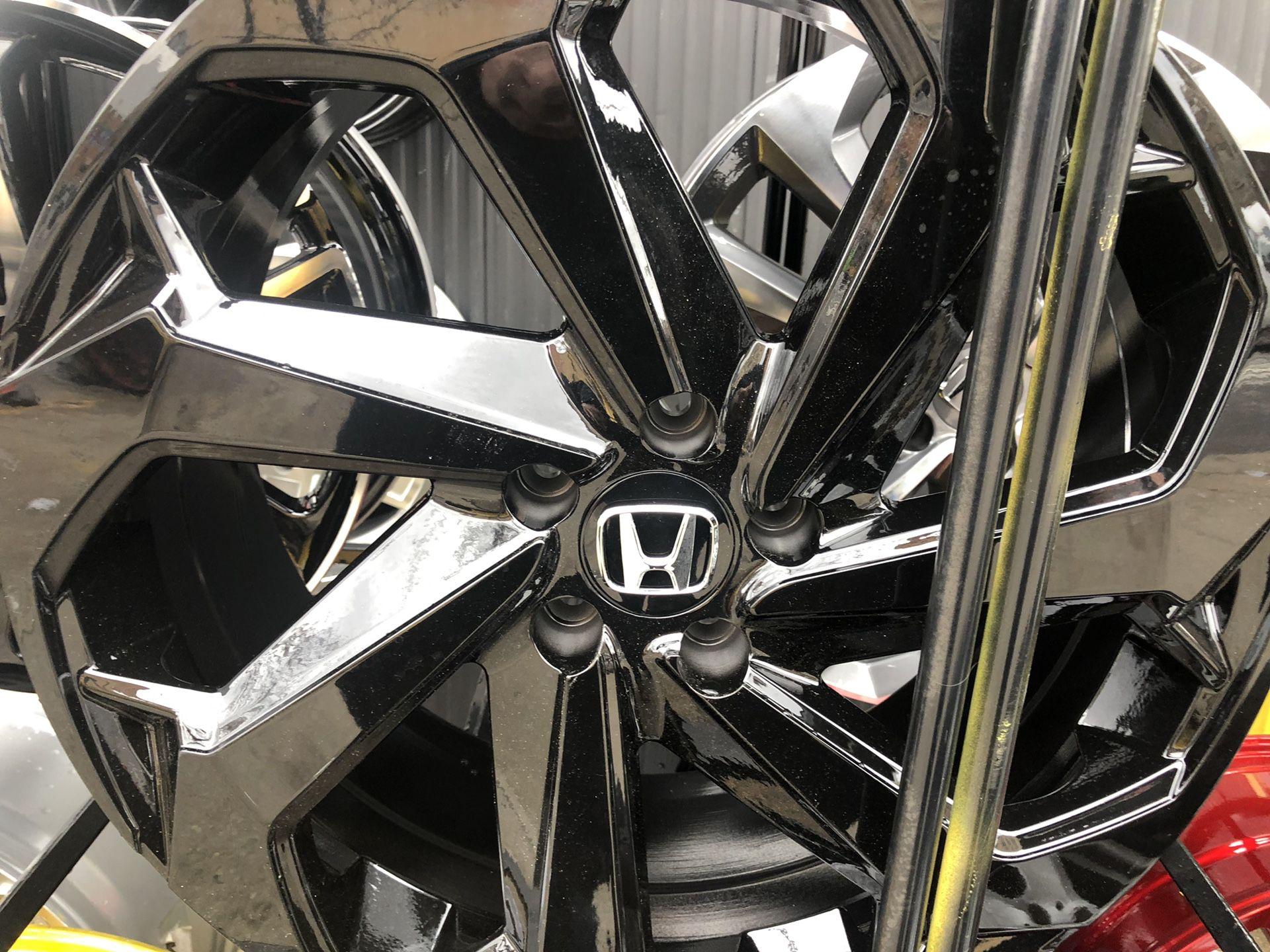 Honda Accord rims 20 5-114.3