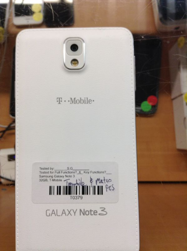 Galaxy Note 3 for T-Mobile Metro $170 for Sale in Lakewood, WA - OfferUp