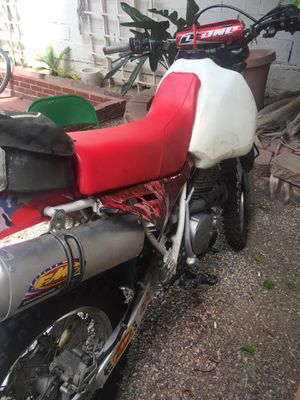 Honda 1995 XR600R for Sale in Hermosa Beach, CA - OfferUp