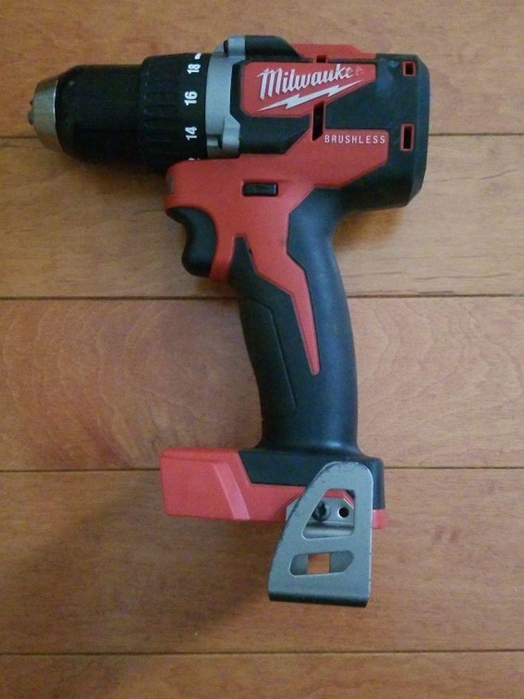 Milwaukee brushless Drill