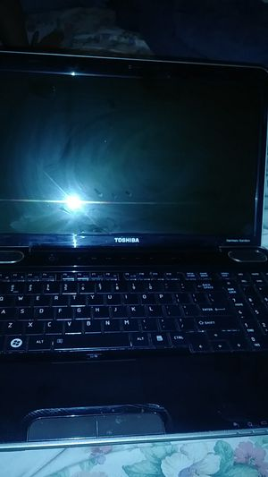 Toshiba satellite A505 laptop w/ harmin/kardin sound system 500 gigs for Sale in Henderson, NV