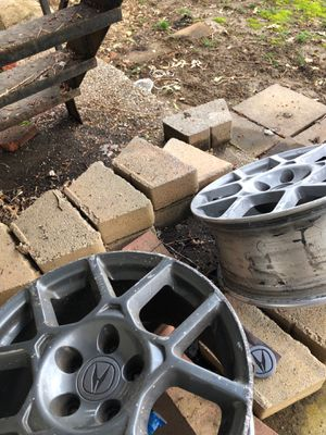 Photo Acura TL type s wheels $100