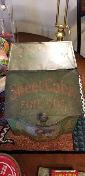 ANTIQUE TINS for Sale in Tucson, AZ